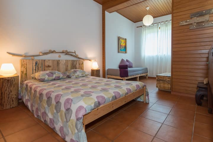 Ticket2surf-Hostel-Double rooms