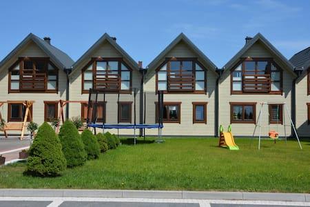 Ferienhaus an der Ostsee in Polen (Kolberg) - Grzybowo