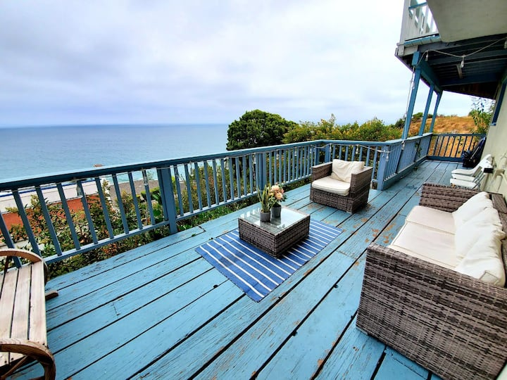 Surfing Studio Near Malibu, Panoramic Ocean View!!