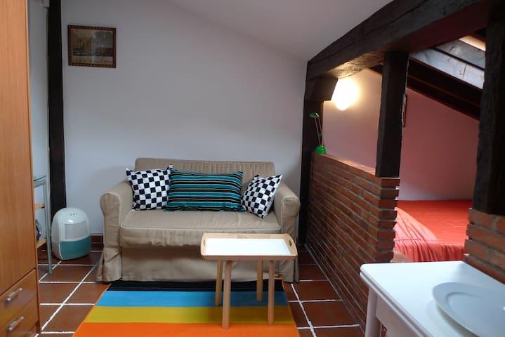 Apartamento Estudio Zona Antigua