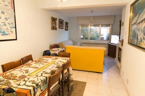 Chalet with garden & two floors (Aranda de Duero)