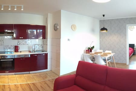 Apartament na Chmielnej