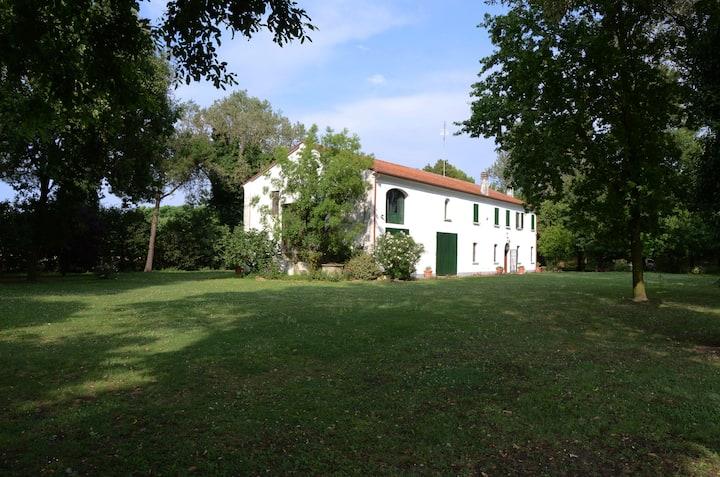 Un Oasi di relax in Romagna