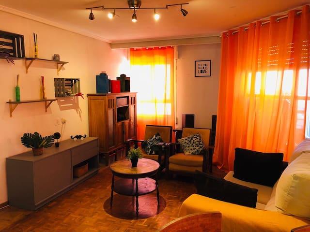 Bonito piso en el centro de Villablino