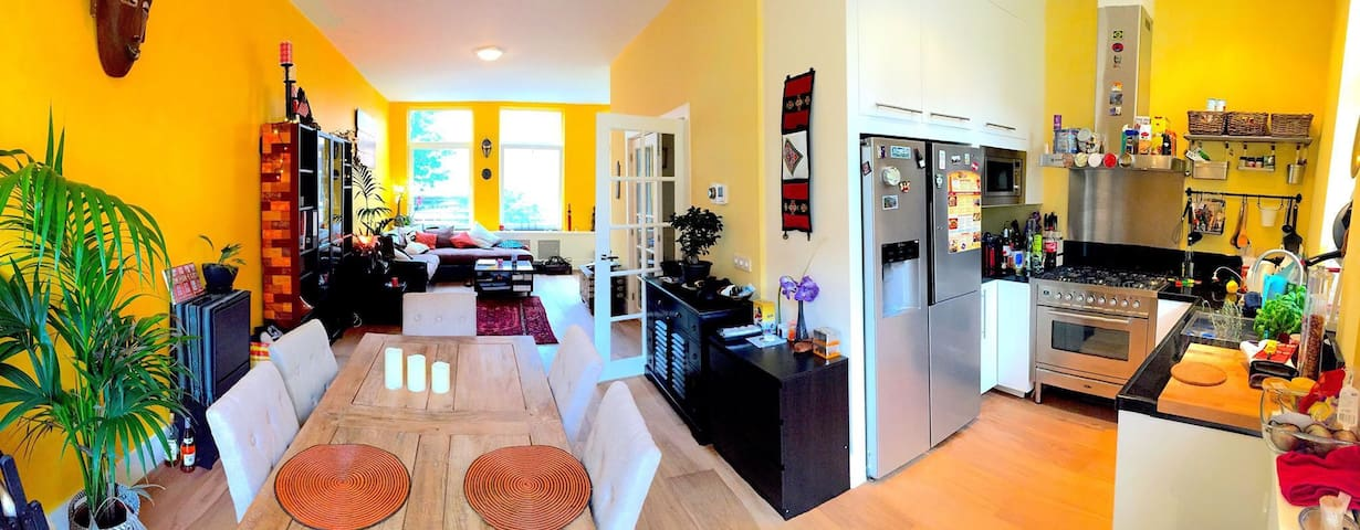 LUXURY APARTMENT IN THE CITY CENTER OF THE HAGUE - Den Haag - Byt