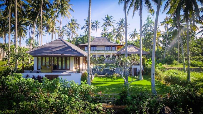 Luxury Beach Villa - Balian Beach - Tabanan - Willa