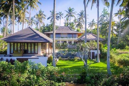 Beach View Villa - Balian Beach - 塔巴南(Tabanan)