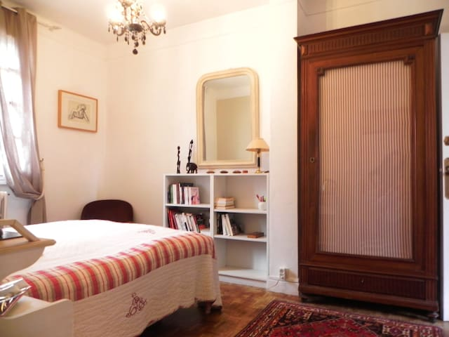 Versaille center, with private bathroom, parking - Versailles - Appartement