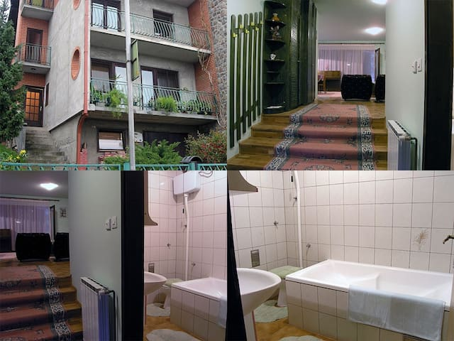 20e/person very close to Exit Festival - Petrovaradin - Apartment
