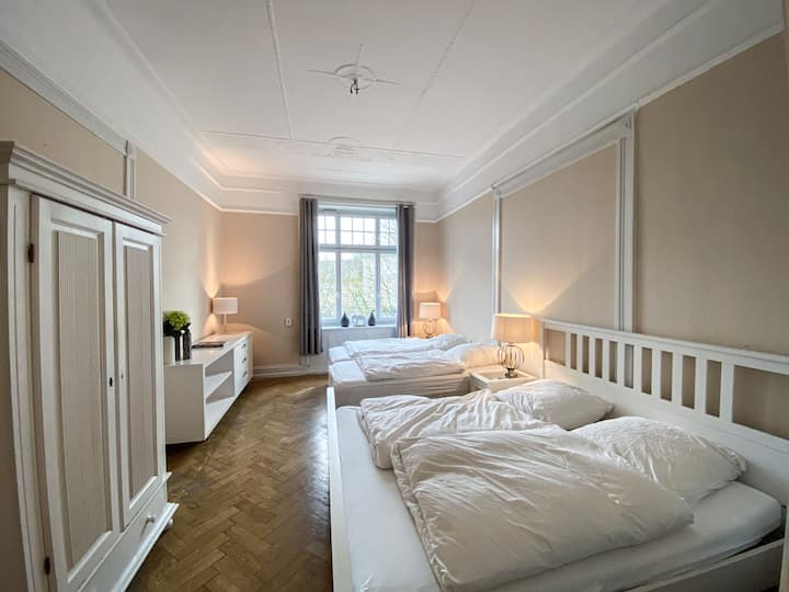 Wunderschönes Zimmer in bester Lage in Eppendorf