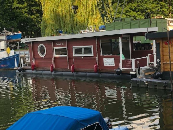 Hausboot DUVAL 6 - mit und ohne Führerschein