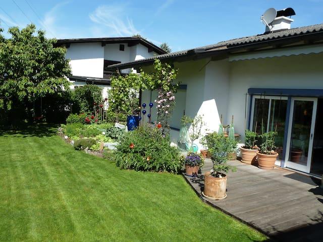 FERIENWOHNUNG STEIGER ganz nah bei Innsbruck