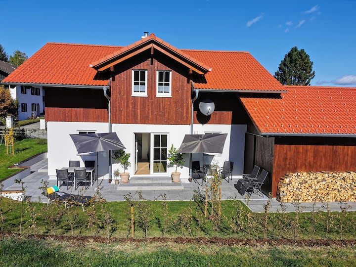 Chalet Fend, new and exclusive holiday home