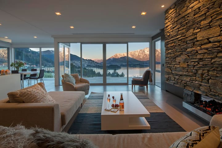 Breath-taking Lake Views - The Views
