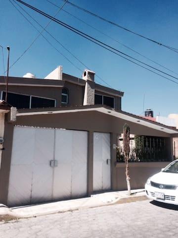 HABITACION INDIVIDUAL Toluca en los alrrededores - Toluca