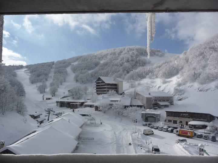 """Residence """"Le Neve"""" col de Rousset - Vercors -"""