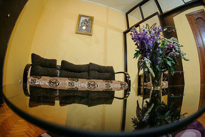 Уютная квартира для отдыха . - Lvov - Byt