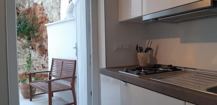 Confortevole appartamento a pochi metri dal mare