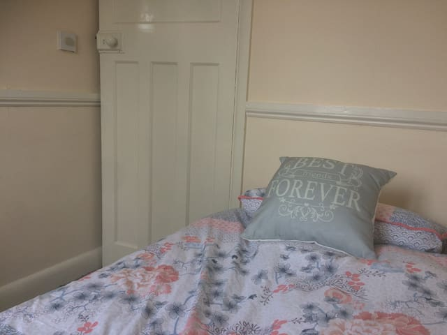 Small Cosy room with free parking, female only - Oxford - House
