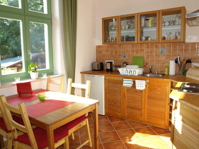 Urlaub im Gutshaus - Mankmoos - House
