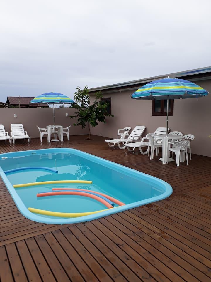 Casas para Lazer - Itapeva - Torres - RS Casa 01