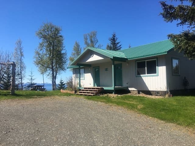 One of Homer's Best Views - Cabin #1