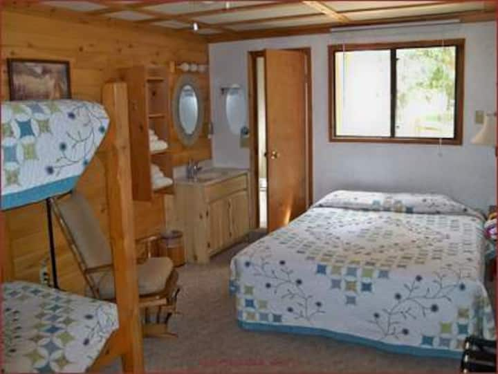 Bunkhouse Style Room,  Includes Hot Breakfast