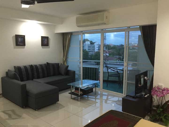 Chiang Rai Central City Condo Executive Suite