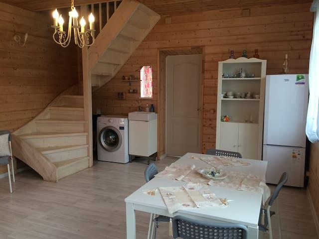 Аренда дома с баней - Dmitrovsky District - Casa
