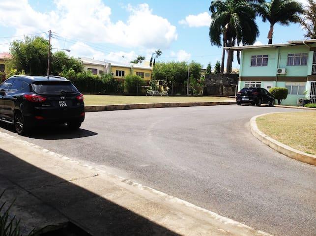 Caribbean escape - Farrell Flats