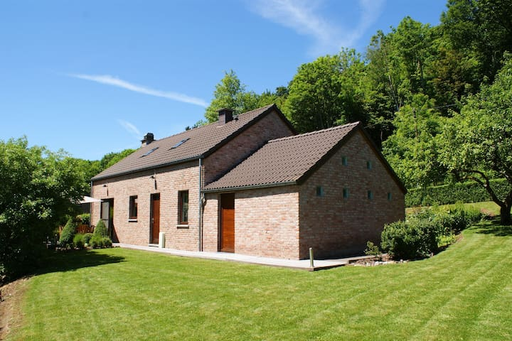Very comfortable holiday home, near the circuit of Spa-Francorchamps