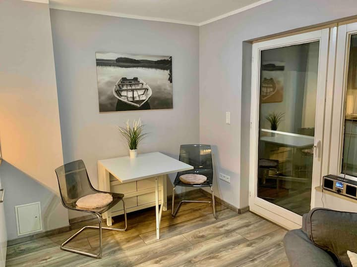Süßes Appartement im Düsseldorfer Süden