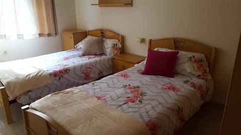 1 habitacion individual