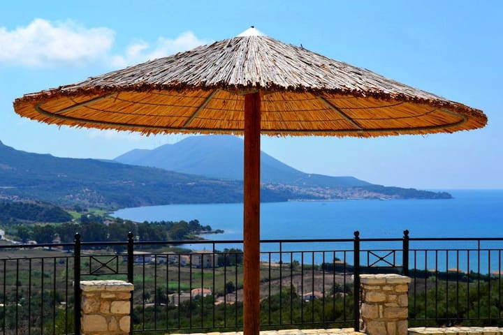 Fairway residence - villa Hélios - Gialova