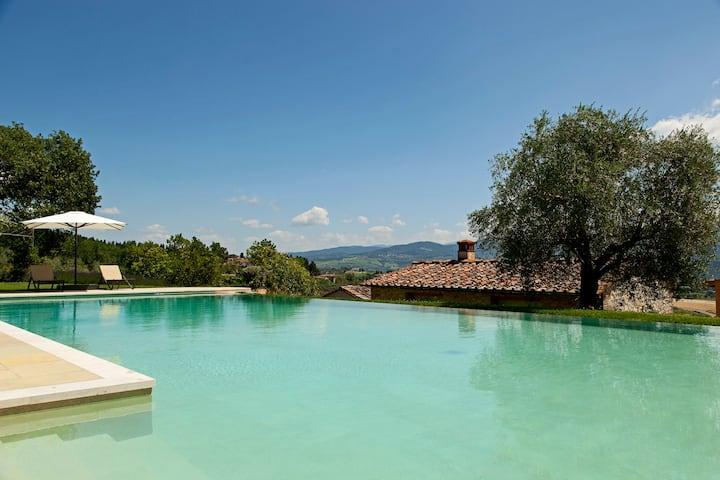 Tuscany house, Il Fienile