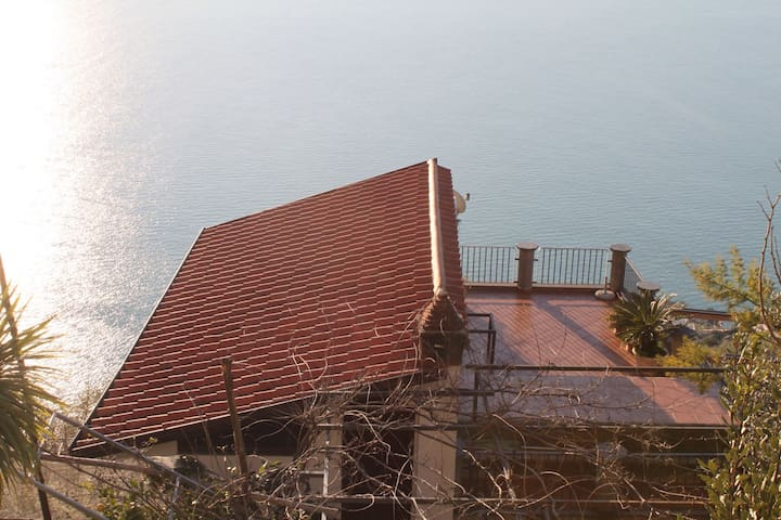 Very peaceful place, amazing view! - Ravello - Casa