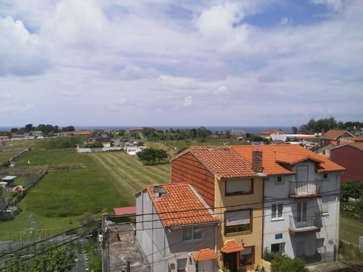 Apartamento cerca Playas del Sardinero