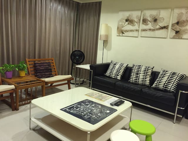 Home in Taipei - Songshan District - Apartment