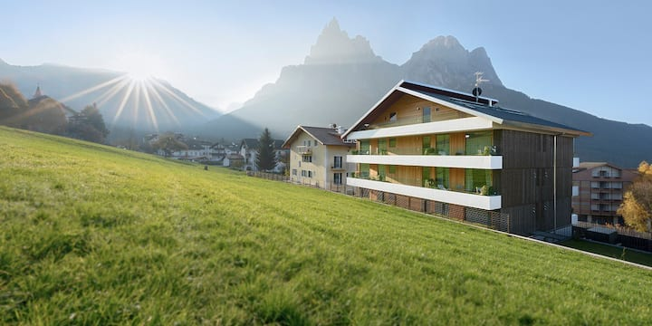 Lifestyle-Suite Garmisch in Seis am Schlern