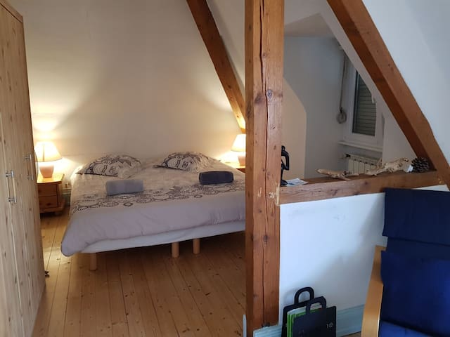 Cosy appartement St-Louis,Basel, with BREAKFAST !