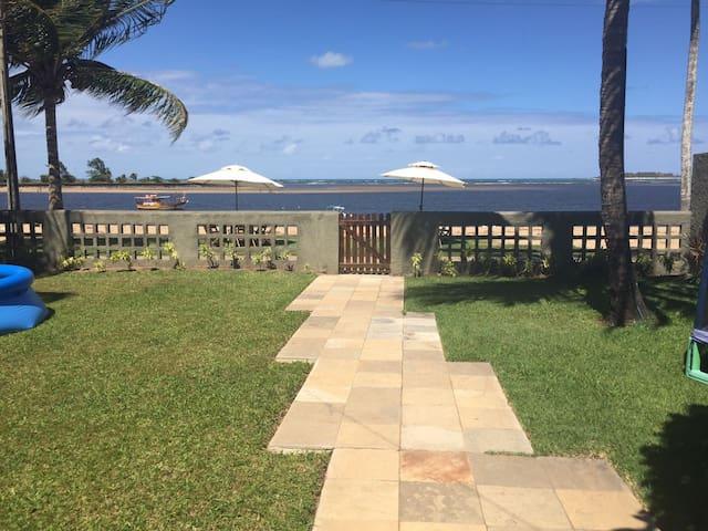 Casa de Praia Barra Sirinhaém - PE - Sirinhaém - บ้าน