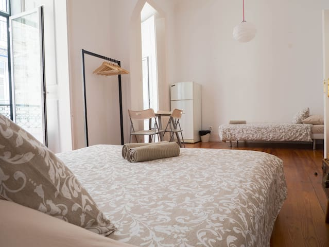No Limit Alfama Guesthouse - Triple Room