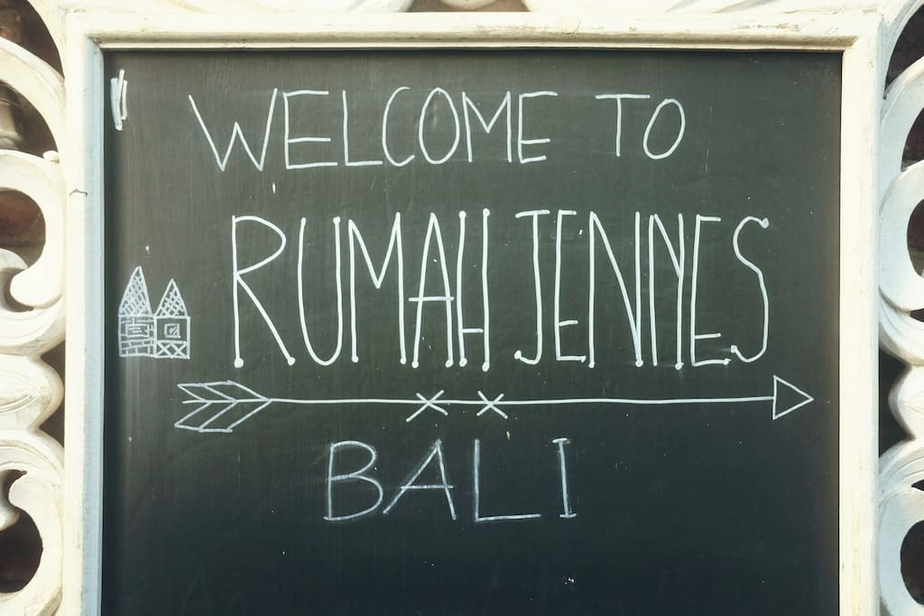 Welcome to Rumah Jennes
