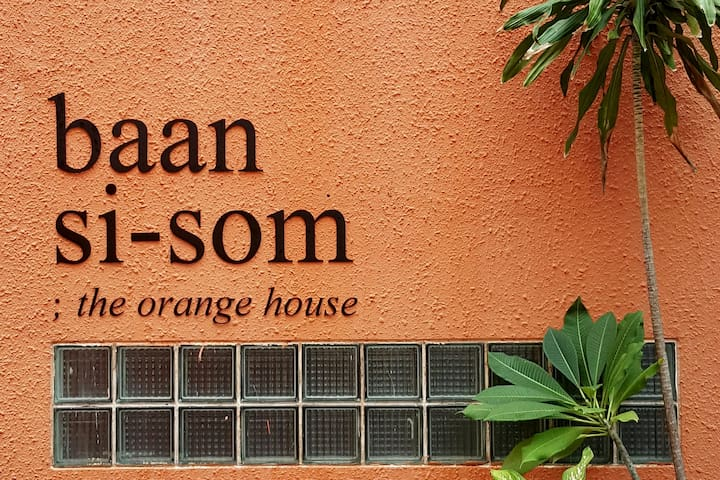We wish you have an orange day!