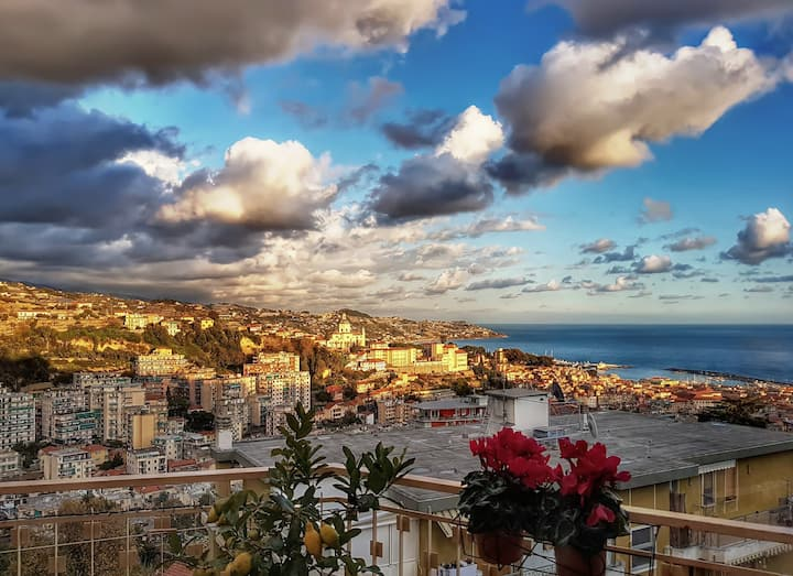 Il Paradiso del Relax a Sanremo...
