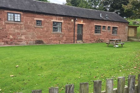 Abbey Inn Barn in the beautiful Staffs Moorlands - Leek