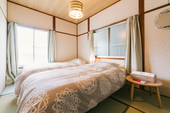 Verycomfortable/17min from Hakata sta/Free wifi - Hakata-ku, Fukuoka-shi - Apartment