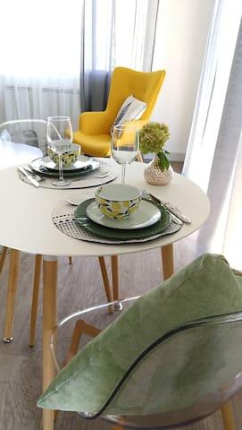 Brazey-en-plaine : Appartement très calme