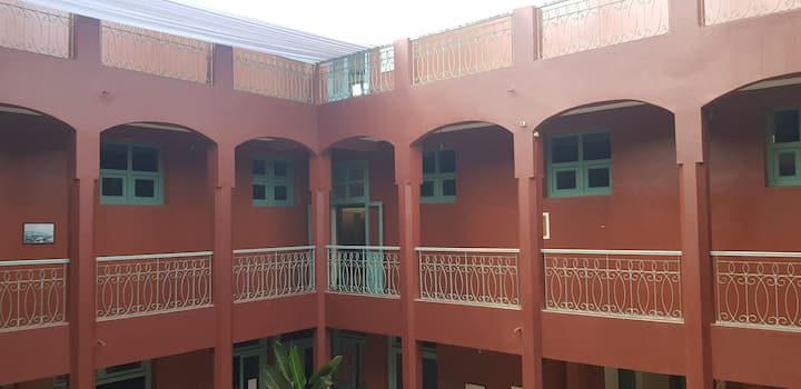 Résidence en plein centre-ville Rabat proximité .