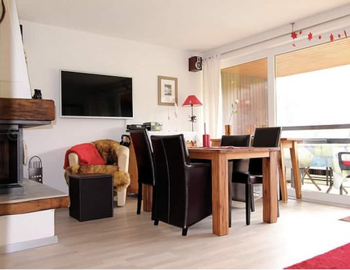 Appartement lumineux avec balcon  aux Crosets